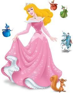 *PRINCESS AURORA ~ Sleeping Beauty, 1959