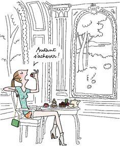 Soledad Bravi illustration