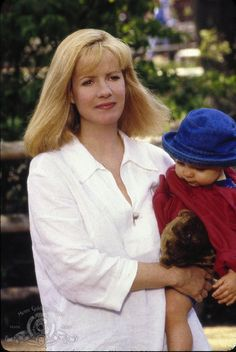 Bonnie Hunt's character in Return to Me. Scratch that, Bonnie Hunt's character in anything!