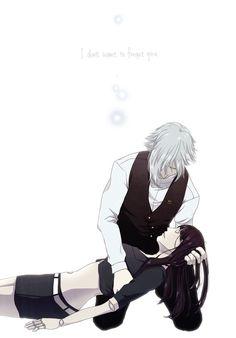+:Death Parade:+ I don't want to forget you by RurutiaDariya