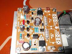 Power Amplifier Super OCL 500W