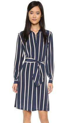 Ganni Lucky Silk Dress | SHOPBOP