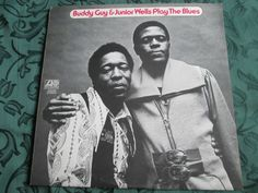 Buddy Guy & Junior Wells – Play The Blues Atlantic – K40240 UK Vinyl LP Album