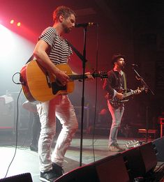 Colin and John-Angus MacDonald of the Trews, Rockin' Wheels, Tri-County Arena, Mt Brydges, ON, June 9/18.