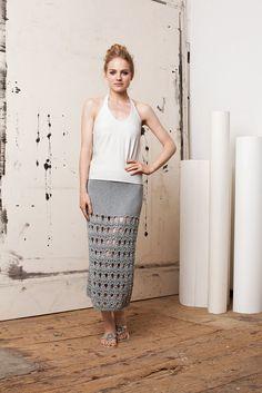 LANG YARNS FATTO A MANO 197 - SPRING # 45 Sol Lang Yarns, Harem Pants, Creations, Spring Summer, Knitting, Crochet, Inspiration, Design, Fashion