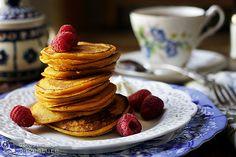 Pumpkin Olad'yi - Russia's answer to the pancake!