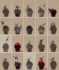 Omar Bey/Courtesy galerie El Marsa
