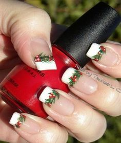 Best Christmas Nail Art Designs for 2018 Related posts: The cutest and festive Christmas nail designs to celebrate 51 Christmas Nail Art Designs & Ideas for 2018 28 Most … Holiday Nail Art, Christmas Nail Art Designs, Winter Nail Art, Best Nail Art Designs, Winter Nails, Summer Nails, Spring Nails, Xmas Nails, Diy Nails