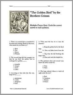 Renaissance writers crossword puzzle free to print pdf the golden bird fairy tale ebook free to print with worksheets pdfs fandeluxe Choice Image
