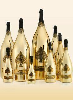 Armand de Brignac Dynastie Champagne