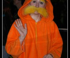 Griff tells me at 500 on wednesday night that he needs a dr seuss easy lorax costume solutioingenieria Image collections