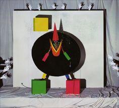 Grace Jones and Jean Paul Goude a Constructivism Conspiracy