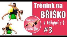 Trénink na břicho s TCHYNÍ #3 ► DancaVideo.com Youtube, Movies, Movie Posters, Films, Film Poster, Cinema, Movie, Film, Movie Quotes