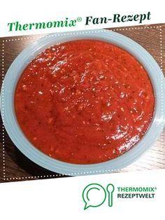 """Grillsoße """"Göttlich"""" von juletimo. Ein Thermomix ® Rezept aus der Kategorie Saucen/Dips/Brotaufstriche auf www.rezeptwelt.de, der Thermomix ® Community."""