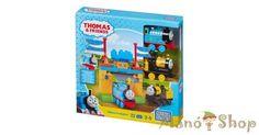 Mega Bloks Thomas Legjobb barátok szett - Thomas és Stephen (CNJ09)