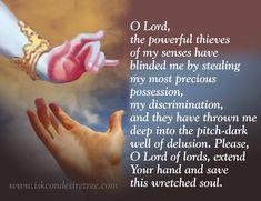 Quotes by Srila Prabhupada on Prayer to The Lord Radha Radha, Radha Krishna Quotes, Radha Krishna Pictures, Radha Krishna Love, Krishna Leela, Jai Shree Krishna, Radhe Krishna, Little Krishna, Baby Krishna