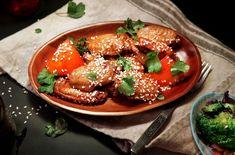 Klissete asiatiske kyllingvinger betyr endelsøl - og veldig mye smak.