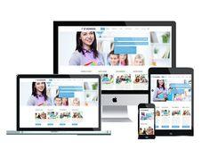 Responsive School Joomla! Template by LTheme on @creativemarket