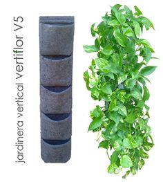 jardn vertical de fieltro reciclado de gran calidad