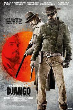 They Took His Freedom » Django Unchained » movie poster - Tarantino