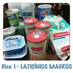 Diário sobre a dieta e receitas Dukan - @reedukan - Do Instagram ao Blog: Dicas de Supermercado