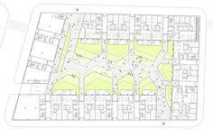 Vivazz, Mieres Social Housing,Floor Plan