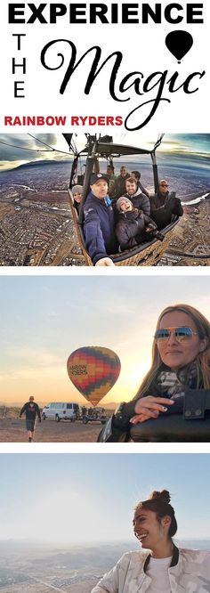 A bucket list adventure that you need to add to YOUR list! We hope to fly with you soon. Air Balloon Rides, Hot Air Balloon, Adventure Bucket List, Colorado Springs, Places To See, Things To Do, Balloons, Rainbow, Things To Make