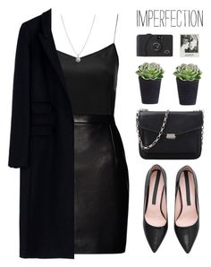 """Imperfection"" by mihreta-m ❤ liked on Polyvore featuring Boutique, Magda Butrym, Thierry Mugler and Finn"