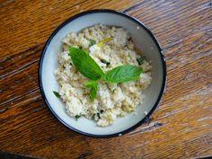 Lemon and Mint Quinoa