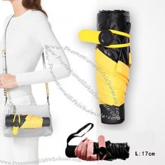 Buy Pocket 5 Fold UV #Umbrella Online at Wholesale Price