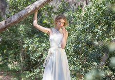 Vintage Inspired Wedding Dress | Mimètik Bcn - Vintage inspirert brudekjole | Mimètik Bcn - robe de mariée d'inspiration Vintage Mimètik Bcn