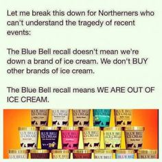 In the wake of recent recalls the internet responded with resolute support for Blue Bell Ice Cream, with memes and photos circulating around Twitter, Facebook, and Instagram. Photo: File