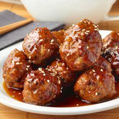 Honey Garlic MeatballsReally nice recipes. Every hour.Show me  Mein Blog: Alles rund um die Themen Genuss & Geschmack  Kochen Backen Braten Vorspeisen Hauptgerichte und Desserts
