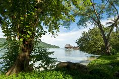 Pangkor Laut sits on Emerald Bay where white sands and jade waters are amongst the world's most beautiful beaches. Part of Small Luxury Hotels of the World