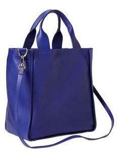 Leather bag | Gap