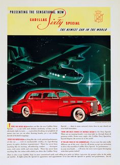 Vintage Auto Ad | Flickr - Photo Sharing!