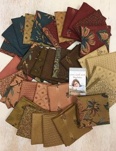 Grace's Garden by Betsy Chutchian. Based on prints and colors from 1820 to 1860. Coming Oct 2017