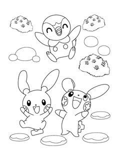 Pokemon diamond pearl coloring pages Pokemon Coloring Pages, Colouring Pages, Printable Coloring Pages, Coloring Pages For Kids, Coloring Sheets, Coloring Books, Coloring Stuff, Pearl Color, Pokemon Go