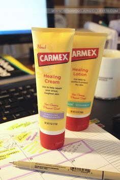 carmex healing cream carmex healing lotion