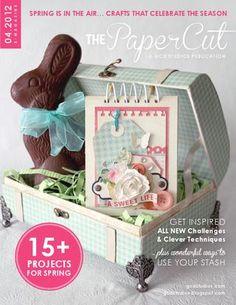 La Revista PaperCut, abril de 2012 por el GCD Studios