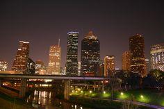 Downtown Houston, Texas - Skyline