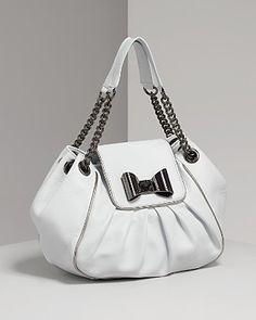Betsey Johnson Bow lock flap shoulder bag Betsey Johnson Handbags, Besty  Johnson Purses, Bow 79359bb09d