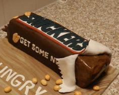 Snickers Bar Cake Novelty Cakes from £30.00 more pictures of our other Novelty Cakes