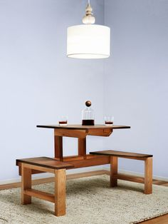 How to build a beautiful table for two - Popular Mechanics