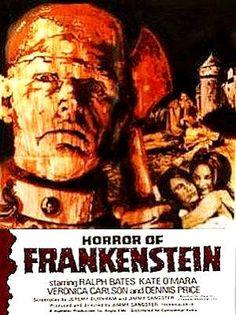 El señor de los bloguiños: El horror de Frankenstein (1970) de Jimmy Sangster...