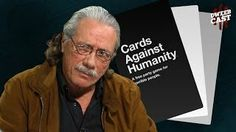 Edward James Olmos Plays Cards Against Humanity!  Dweebcast Ora TV youtube.com