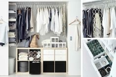 IKEA How To: Making Your Mornings More Efficient Idea Plans, Bed In Closet