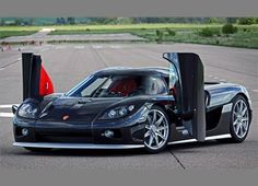The CCX all Carbon Fiber body with those sick doors!
