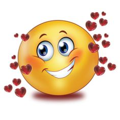 In Love With Red Glossy Flying Hearts Emoji Animated Smiley Faces, Funny Emoji Faces, Funny Emoticons, Ios Emoji, Smiley Emoji, Images Emoji, Emoji Pictures, Facebook Smileys, Emoji Board