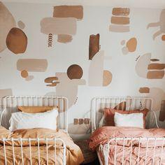 Polka Dot Wall Decals, Polka Dot Walls, Kids Wall Decals, Wall Stickers, Modern Wall Decals, Nursery Wall Murals, Wall Decals For Bedroom, Wall Vinyl, Vinyl Decals